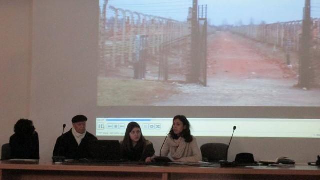 Virginia Iacobini racconta il suo viaggio ad Auschwitz-Birkenau