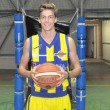 Andrea Borro finalmente è tornato a calcare il campo da basket dopo l'infortunio - Virtus Velletri