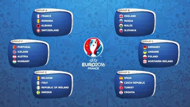 gironi europei 2016