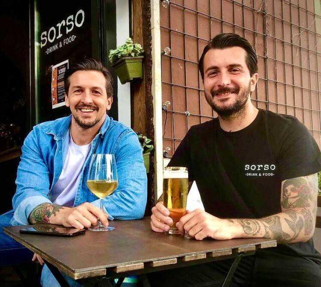 Sorso Drink & Food: un angolo di paradiso per bevitori scomposti