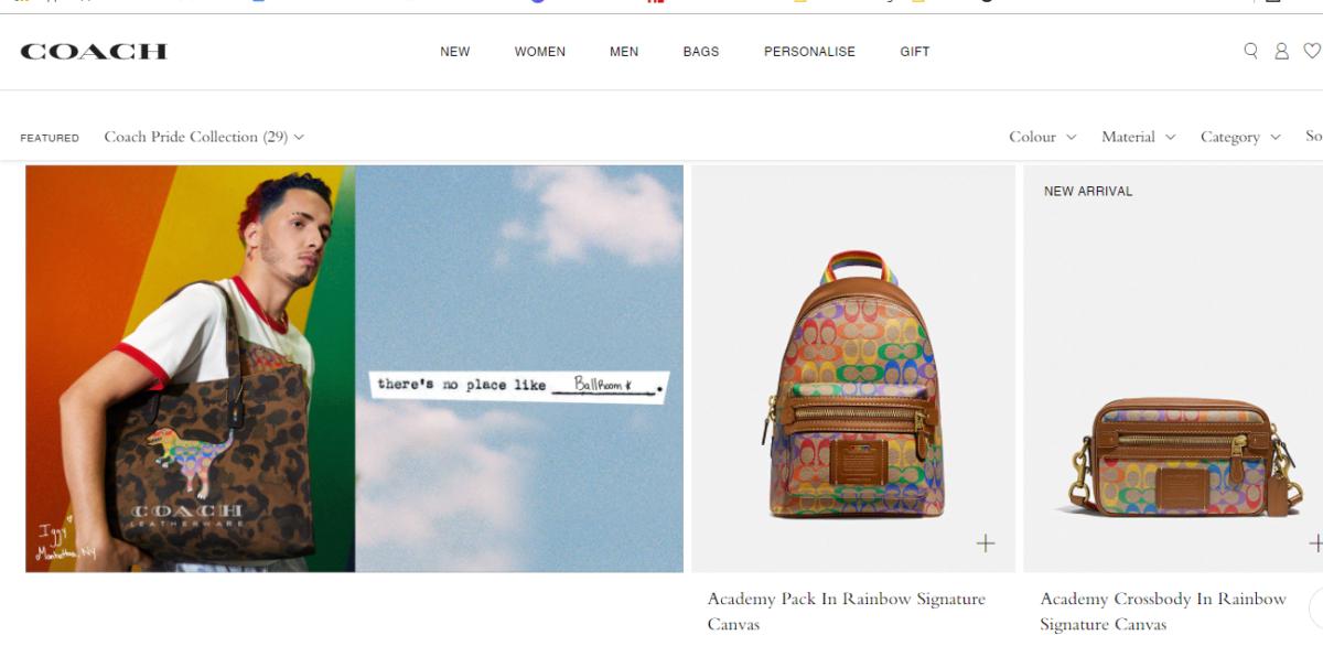 Giugno é il Pride Month! La moda non poteva mancare all'ordine: ecco alcune capsule collection e iniziative create per l'occasione. Protagonista il colore!